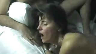 Older Euro Couple Invite A Young Stud For An Intimate Triumvirate Orgy