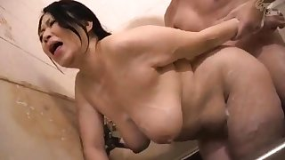 Chunky Jelena Gives the Titjob And has got laid Doggystyle