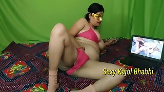 Shilpa Bhabhi Heeding Porn And Having Sex