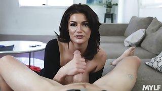 Becky Bandini - Milf Mind Games And Muff Wadding