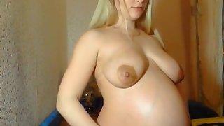 sexy preggo russian 2