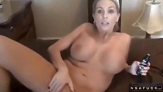 Comme ci Milf bringt ihm Analsex bei in real hardcore porn video