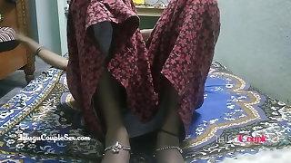 desi telugu indian village couple join in matrimony naked fucked on floor