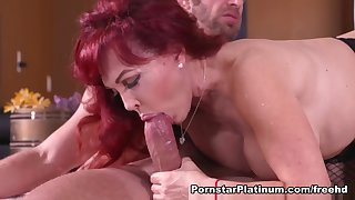 Sexy Vanessa in Fucked By a Monster Cock